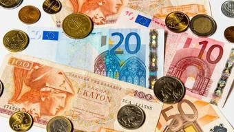 Euro oder Drachme? Unklare griechische Zukunft (Symbolbild)