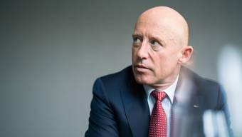 Patrik Gisel hat seinen Rücktritt auf Ende Jahr angekündigt.