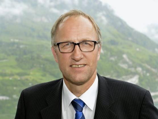 Kandidiert: Der Zuger Ständerat Peter Hegglin (57).