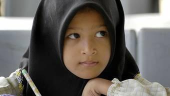 Kopftuch: In Zürcher Schulen weiterhin erlaubt (Archiv)