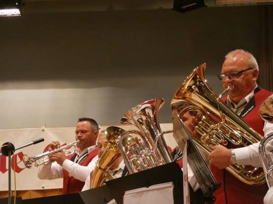 Das Jahreskonzert der Blaskapelle Eigenamt stand im Zeichen des 65-jährigen Bestehens.