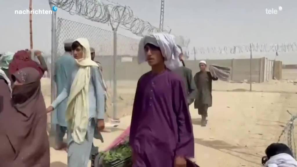 Bundesrat verzichtet auf afghanische Flüchtlinge
