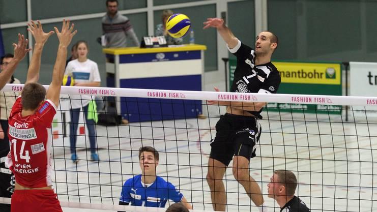 Gehört ebenfalls zum Allstar-Team von Bühlmann: Transfercoup Jan Schnider.