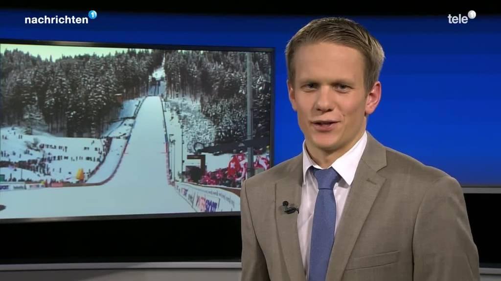 Resultate Skispringen