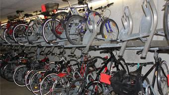 In Winterthur ist das Velo ein beliebtes Verkehrsmittel. HO