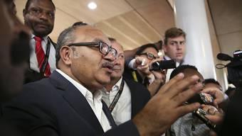 Der Premierminiser von Papua Neuguinea, Peter O'Neill, forderte die USA und China dazu auf, gemeinsam eine Lösung im Handelsstreit zu finden.