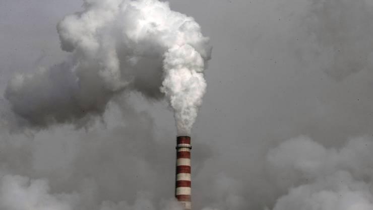 Dominic Wirth: «Bis netto Null Emissionen im Jahr 2050 bleibt noch ein langer Weg.» (Archivbild)