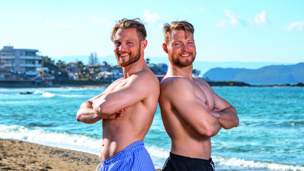 Thurgauer Zwillinge wollen das Herz der Bachelorette erobern