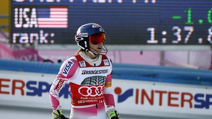 Mikaela Shiffrin will Kräfte sparen und verzichtet auf einen Start in Val d'Isère