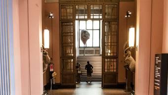 Antikenmuseum zieht in den Berri-Bau