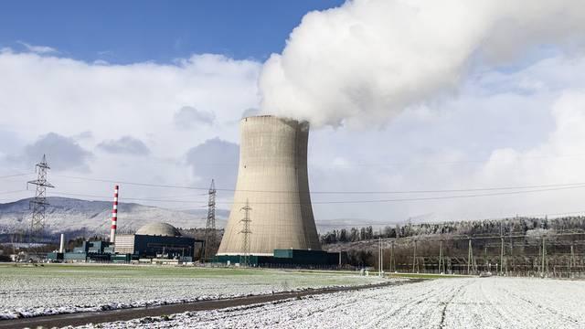 Das Atomkraftwerk Gösgen (Archiv)