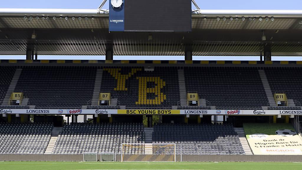 Definitiv grünes Licht für den Schweizer Profifussball - aber nur im leeren Stadion