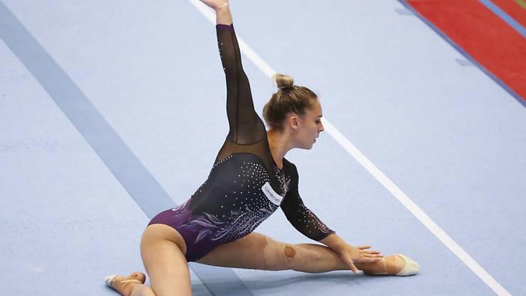 Trotz Giulia Steingruber verpassten die Schweizer Kunstturnerinnen die Team-Qualifikation für die Olympischen Spiele in Tokio klar