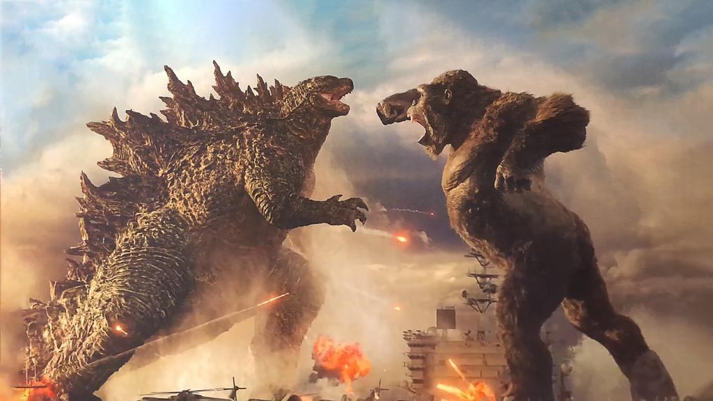 Erster Trailer zu «Godzilla vs. Kong» löst Monster-Hype aus