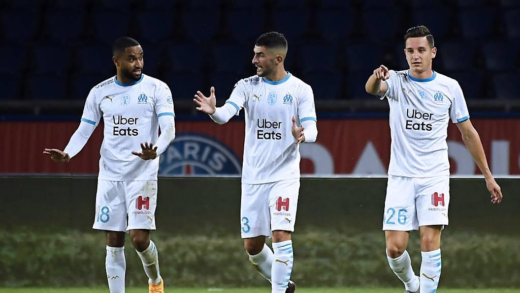 2 Spiele, 0 Punkte: PSG mit ungewohntem Fehlstart