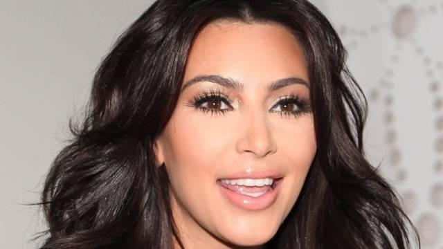 Hat genug von ihrem Ehemann: Kim Kardashian (Archiv)