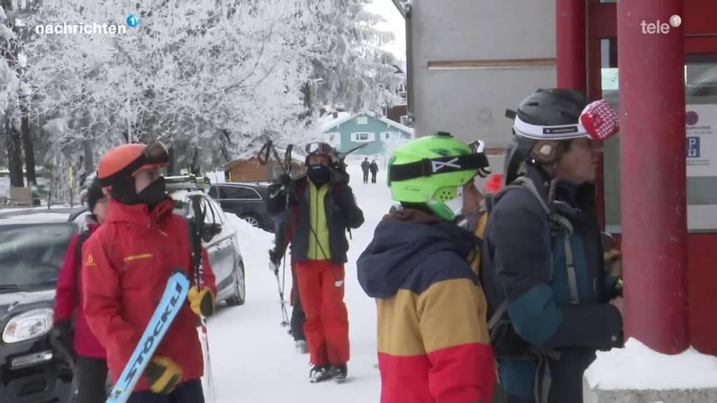 Diese Skigebiete dürfen wieder öffnen