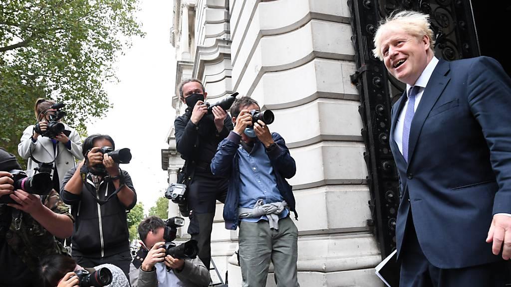 Grossbritannien erhöht im Brexit-Streit den Druck auf die EU