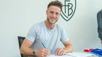 Ricky van Wolfswinkel wechselt zum FC Basel.