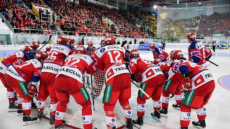 Rapperswil-Jona überwindet die erste Playoff-Hürde