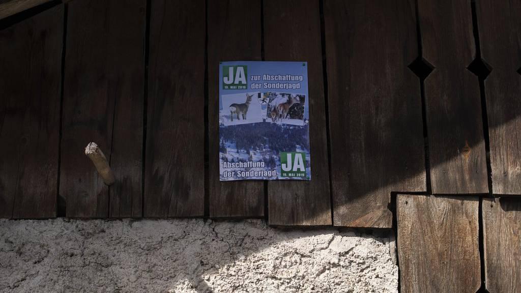 Die Sonderjagd in St.Gallen wird nicht abgeschafft.