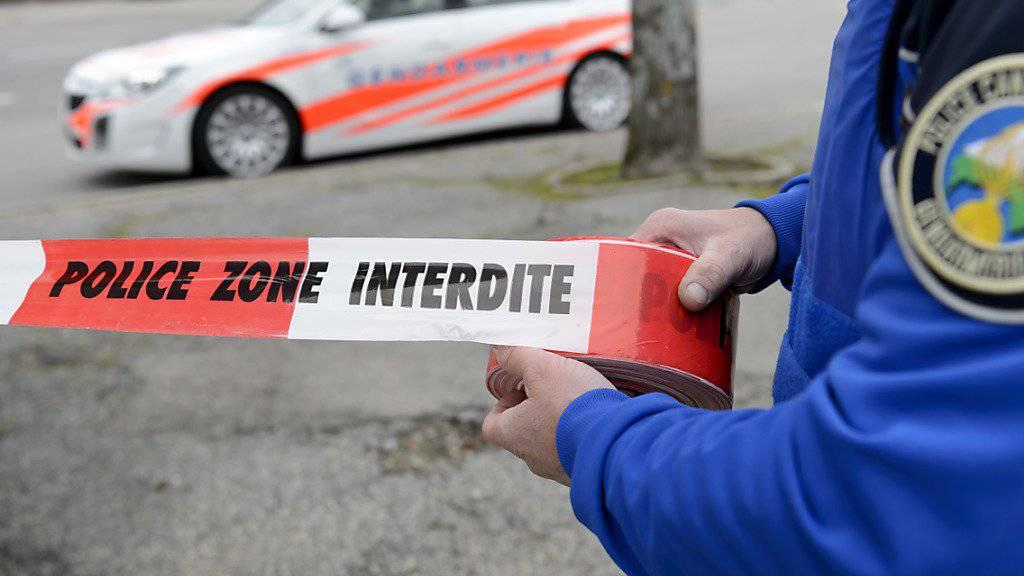 Nach dem Fund einer toten Frau in Yverdon-les-Bains VD vom Montag wurde ihr Lebensgefährte in Frankreich verhaftet. (Symbolbild)