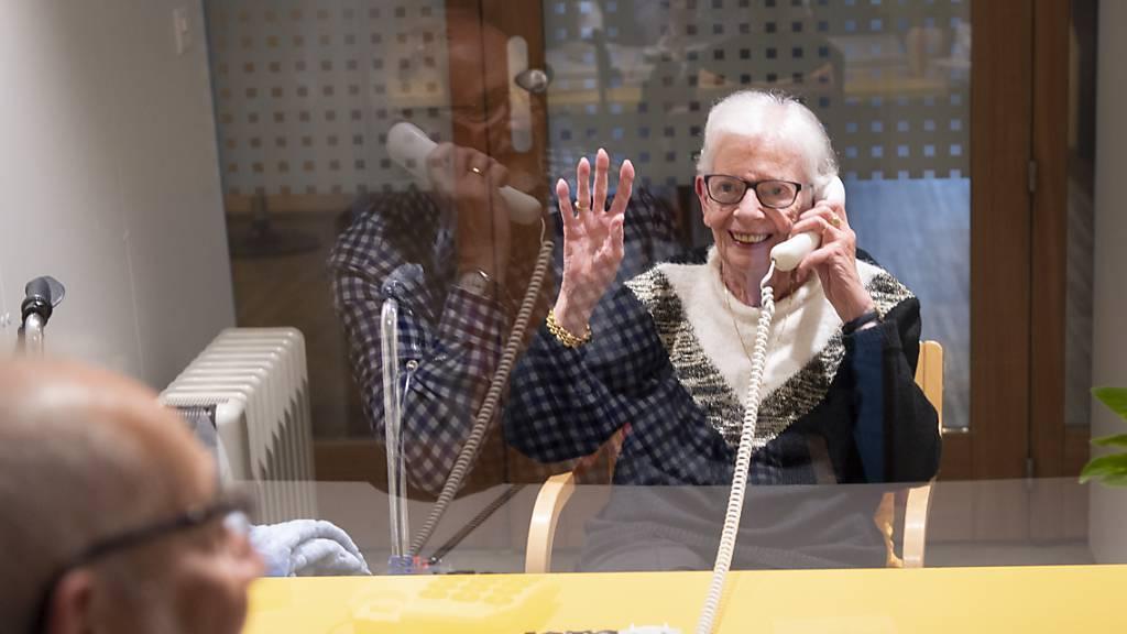 Altersmediziner fordert nationales Schutzkonzept für Altersheime
