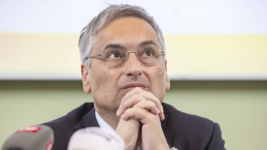 Luzerner Gesundheitsdirektor Guido Graf wird bedroht