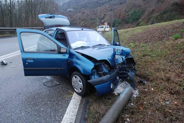 Unfall Aesch