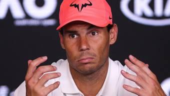 Rafael Nadal glaubt nicht mehr an Turniertennis in diesem Jahr