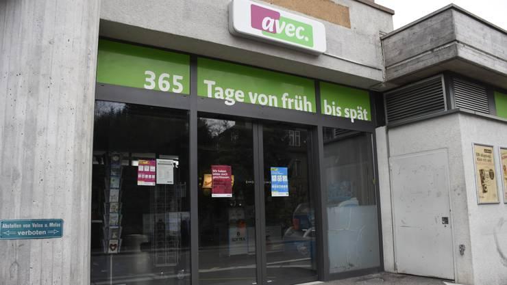 Seit Anfang Juli ist der «Avec»-Shop am Bahnhof Muri zu.