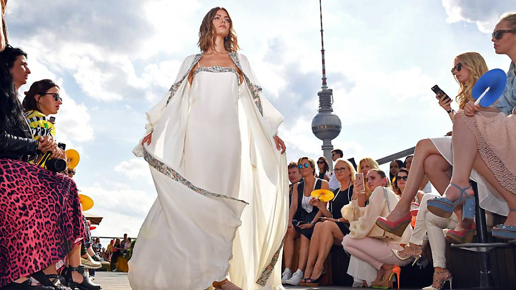 Fashion Week zieht von Berlin nach Frankfurt um