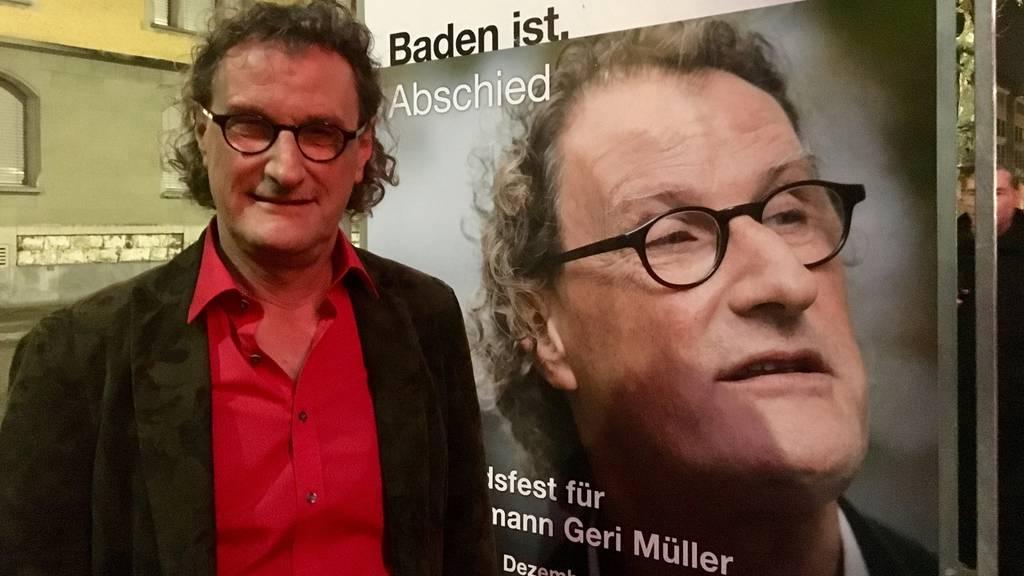 Abschiedsfeier Geri Müller