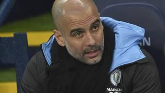 Was kann Pep Guardiola mit dem abgestraften Manchester City in der Champions League erreichen?