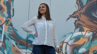 Flashmob-Organisatorin Meggi bezeichnet sich selbst als «Macherin».