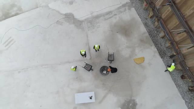 Grundsteinlegung ETH Campus Basel