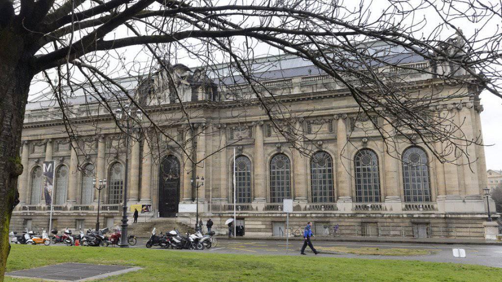 Das Museum für Kunst und Geschichte in Genf ist in einem Besorgnis erregenden Zustand und soll renoviert werden (Archiv)