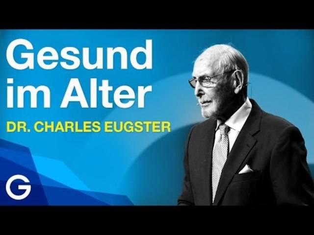 Warum Muskelaufbau auch mit über 90 Jahren wichtig ist: Charles Eugster über erfolgreiches Altern.