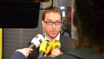 «Es gibt zweifellos Fragen, was den Einsatz von Staatstrojanern im Kanton Zürich anbelangt. Die Einschätzungen über die rechtliche Zulässigkeit gehen auseinander.» Daniel Frei, Präsident SP Kanton Zürich