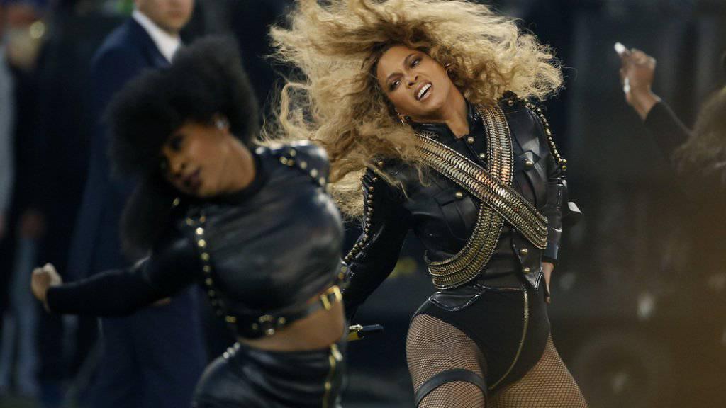 Will mit Kunst auf Polizeigewalt aufmerksam machen: Sängerin Beyoncé. (Archiv)