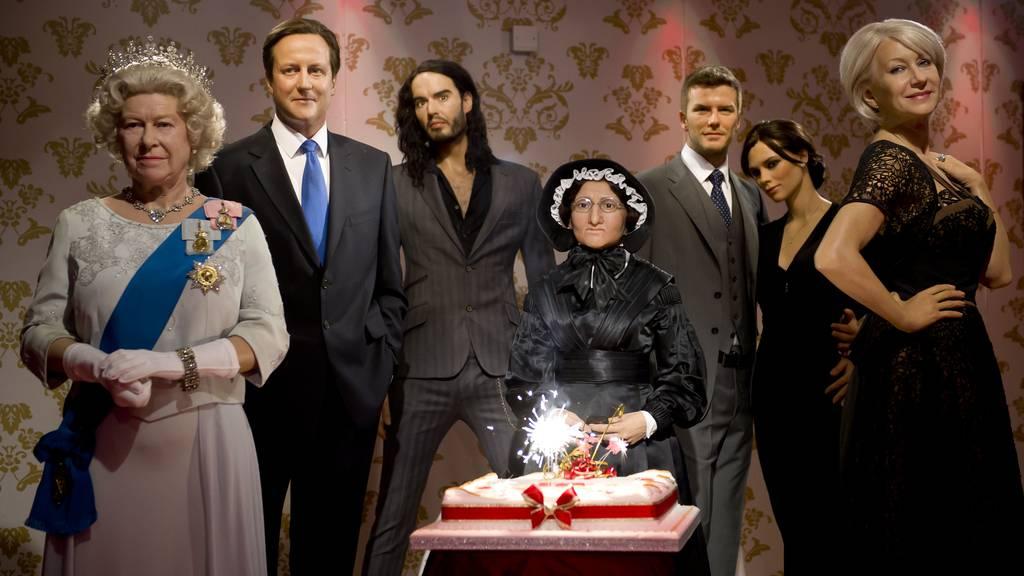 Wo sich James Bond, die Queen und Trump treffen