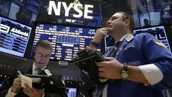 Der Dow Jones könnte diese Woche zum ersten Mal die Marke von 18 000 Punkten durchbrechen.