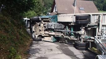 Der 42-jährige Schweizer konnte nicht mehr gerettet werden, er verstarb infolge der schweren Verletzungen.