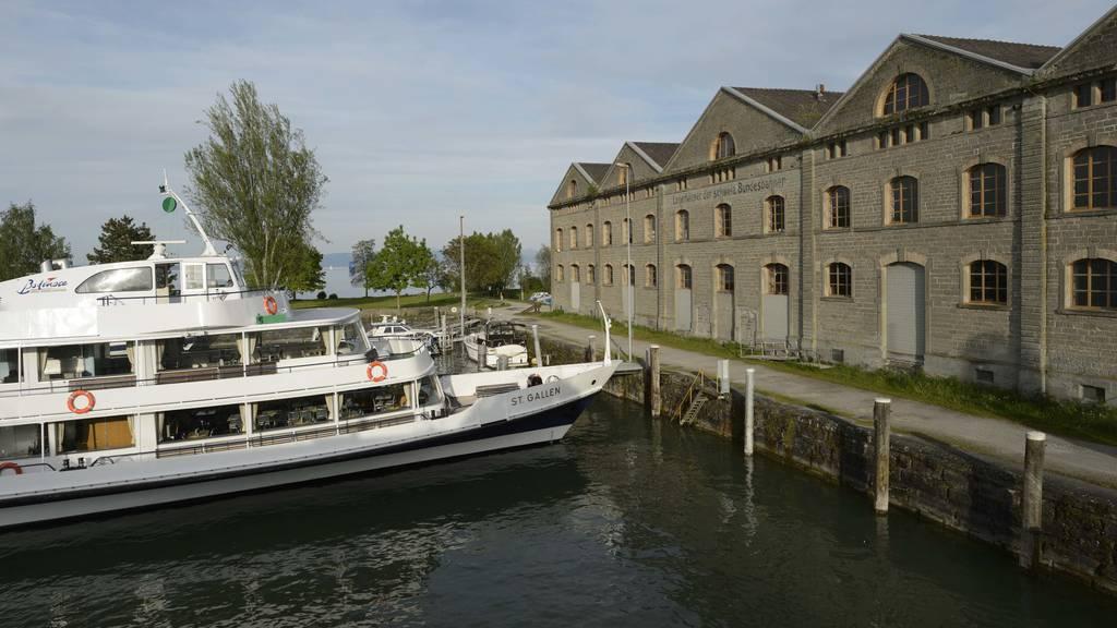 Schweizer Bodensee-Schifffahrt hofft auf Bundesrat