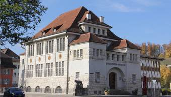Co-Präsident Dave Roth bedauert, dass Besucher an der Tür klingeln müssen, um ins Vindonissa-Museum in Brugg zu gelangen.