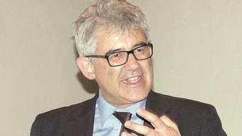 FHNW-Direktionspräsident Crispino Bergamaschi