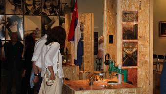 """Ausstellung """"Industriekultur in der Region Basel"""" im Museum.bl"""