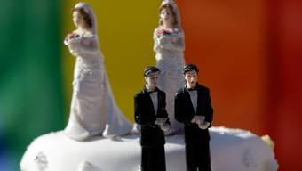Lesben und Schwule sollen das Ehe- und Adoptionsrecht erhalten, fordert die Junge CVP.