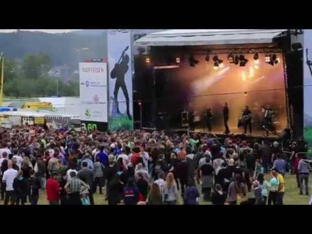 «Fiddler's» Green am Feelgood 2015
