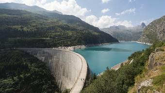 Die Energiekommission des Nationalrates will die Wasserkraft nicht mit einer zusätzlichen Abgabe, sondern mit einer Abnahmegarantie stärken. (Symbolbild)